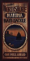 Northshore Marina Fine-Art Print