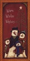 Warm Winter Wishes Fine-Art Print
