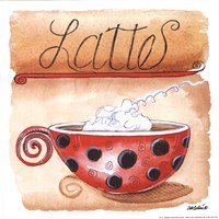 Lattes Fine-Art Print