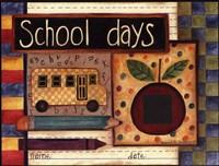 School Days Photomat Fine-Art Print