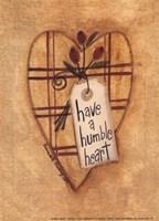 Humble Heart Fine-Art Print