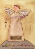 Tranquil Angel Fine-Art Print