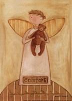 Comfort Angel Fine-Art Print