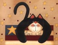 Ameri-Cat Fine-Art Print