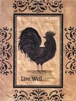 Live Well Fine-Art Print