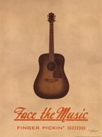 Face The Music Fine-Art Print
