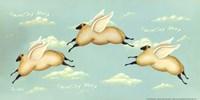Counting Sheep Fine-Art Print