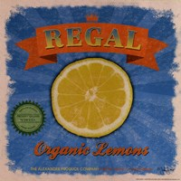 Regal Lemons Fine-Art Print