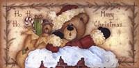 Ho, Ho, Ho . . . Merry Christmas Fine-Art Print