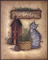 A Purr-fect Home Fine-Art Print