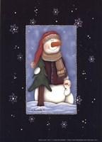 Snow Love Fine-Art Print