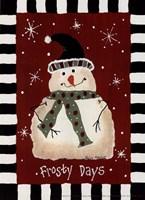 Frosty Days Fine-Art Print