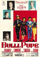 Guys and Dolls Bulli e Pupe Fine-Art Print