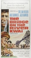 Bridge on the River Kwai Cartoon Fine-Art Print