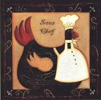 Sous Chef Fine-Art Print