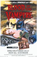 Blood of the Vampire Fine-Art Print