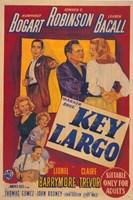 Key Largo Cartoon Fine-Art Print