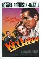 Key Largo Art Deco Fine-Art Print