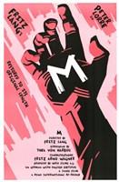 M Fine-Art Print