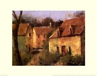 French Farmhouse I Fine-Art Print
