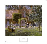 Unpretentious Garden Fine-Art Print