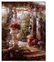 Garden Urn I Fine-Art Print