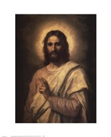 Figure of Christ Fine-Art Print