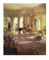 Maude Allan's Music Room Fine-Art Print