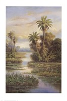 Island Serenity II Fine-Art Print