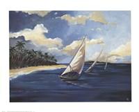 Caribbean Paradise II Fine-Art Print