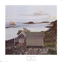 John's Bay, 1984 Fine-Art Print