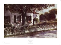 Edgartown Lane Fine-Art Print