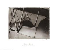 Biplane Detail Fine-Art Print