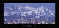 Salt Lake City, Utah Fine-Art Print