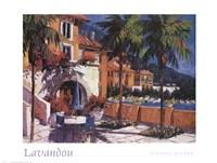 Lavandou Fine-Art Print