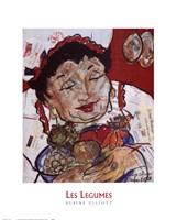 Les Legumes Fine-Art Print
