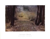 Silent Path Fine-Art Print