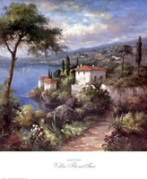 Villa Flora Two Fine-Art Print