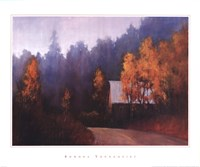 Back Roads Fine-Art Print