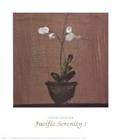 Pacific Serenity I Fine-Art Print