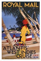 West Indies Cruise Fine-Art Print