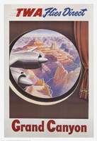 TWA to the Grand Canyon Fine-Art Print