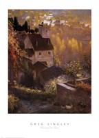Morning Over Siena Fine-Art Print