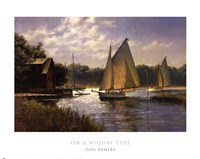 On a Midday Tide Fine-Art Print