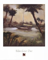 Palm Cove One Fine-Art Print