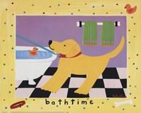 Bathtime Fine-Art Print