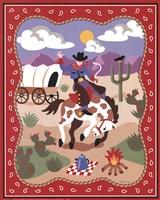 Ride 'Em Fine-Art Print