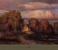 Galust Berian - Afternoon Sun Fine-Art Print