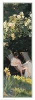 Havepartie Med Marie Kroyer Fine-Art Print