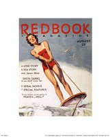 Redbook IV, August 1933 Fine-Art Print